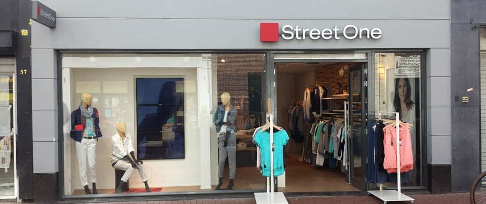 Street One Leiden